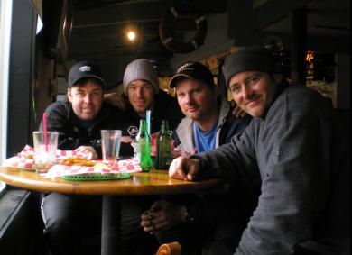 NorthAmerican crew