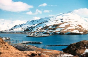 Dutch Harbor, Alaska (photo courtesy of NOAA)