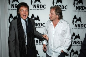 Paul McCartney and Sig Hansen